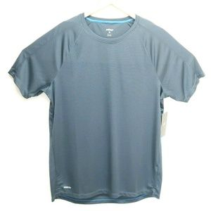 NWT Unipro Quick Dry Gray Short Sleeve Workout Tee